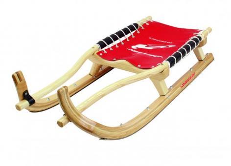 Rennsportrodel 1-Sitzer von Gasser Rodel