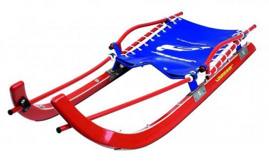 Supersportrodel 1-Sitzer mit Belagschiene