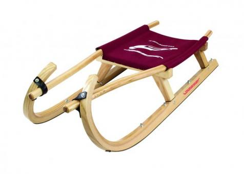 Special touring toboggan, single seater Classic