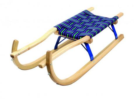 Rental toboggan 1 ½-seater