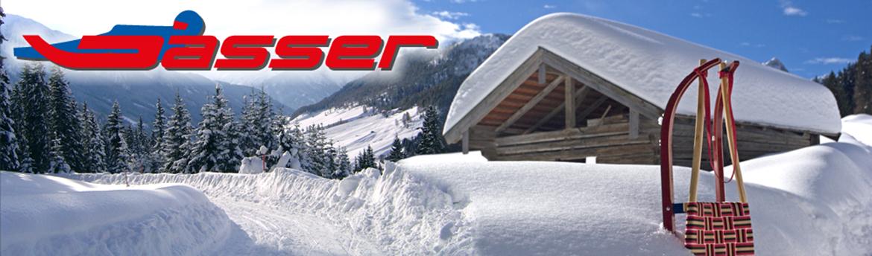 Gasser Rodeln aus Tirol